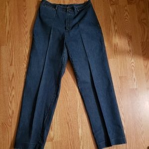 Vintage Anne Klein Jeans Bell Bottoms High Rise 31